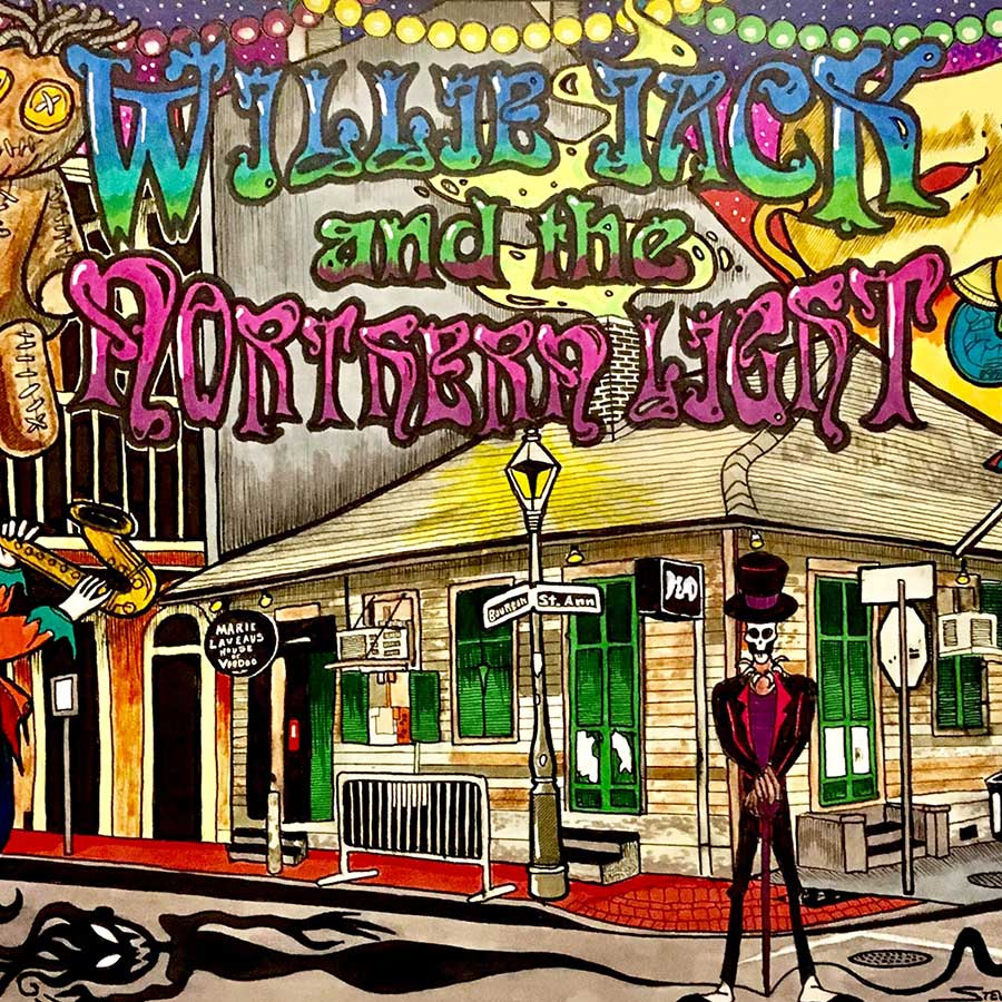 Willie Jack and the Northern Light